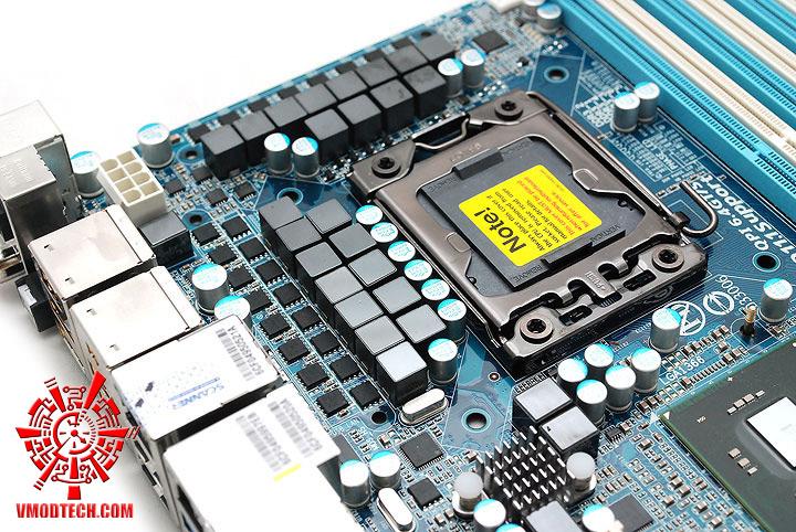 dsc 7914 GIGABYTE GA X58A UD7 : X58 SLGMX Chipset!!