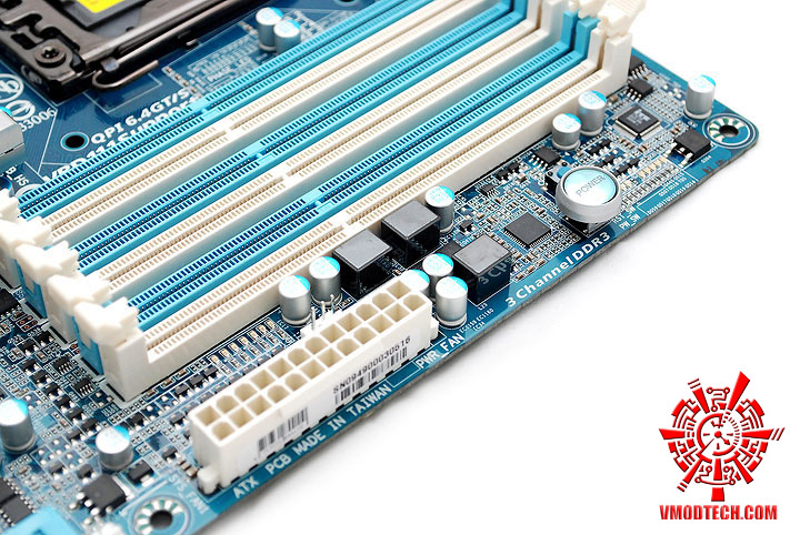 dsc 7917 GIGABYTE GA X58A UD7 : X58 SLGMX Chipset!!