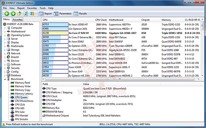ev2 GIGABYTE GA X58A UD7 : X58 SLGMX Chipset!!