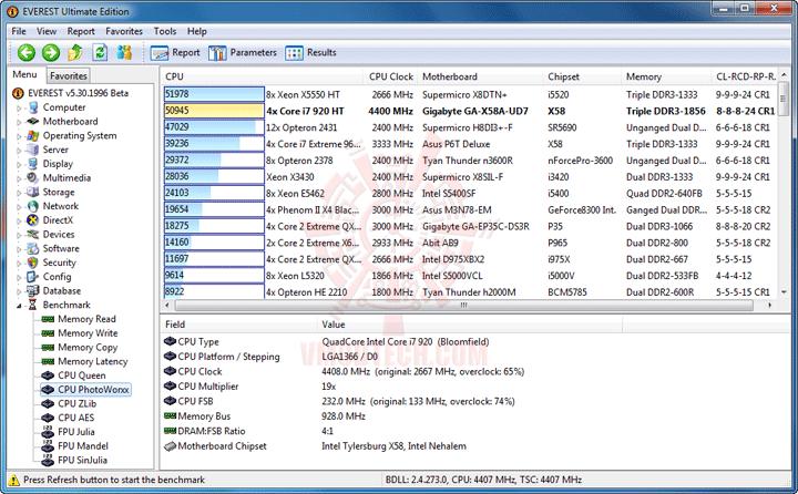 ev3 GIGABYTE GA X58A UD7 : X58 SLGMX Chipset!!