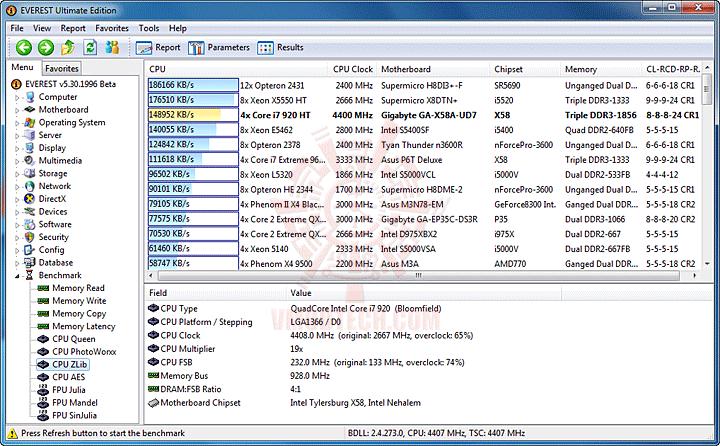 ev4 GIGABYTE GA X58A UD7 : X58 SLGMX Chipset!!