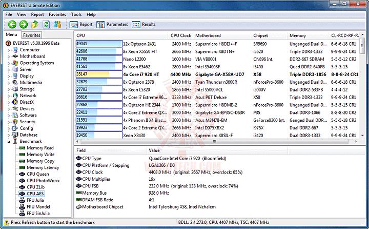 ev5 GIGABYTE GA X58A UD7 : X58 SLGMX Chipset!!