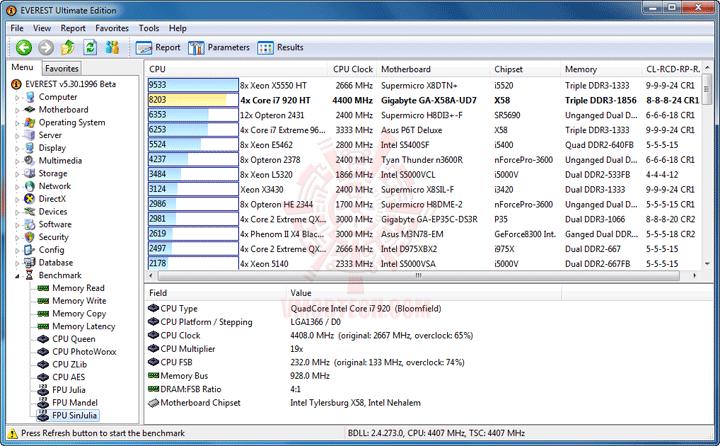 ev8 GIGABYTE GA X58A UD7 : X58 SLGMX Chipset!!