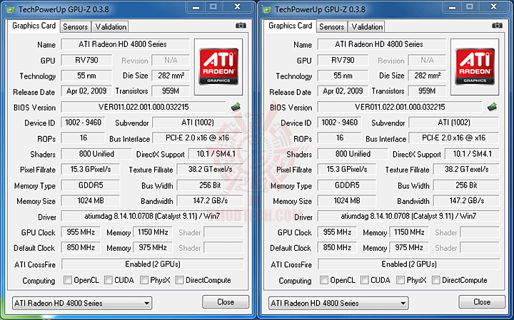 gpuz GIGABYTE GA X58A UD7 : X58 SLGMX Chipset!!