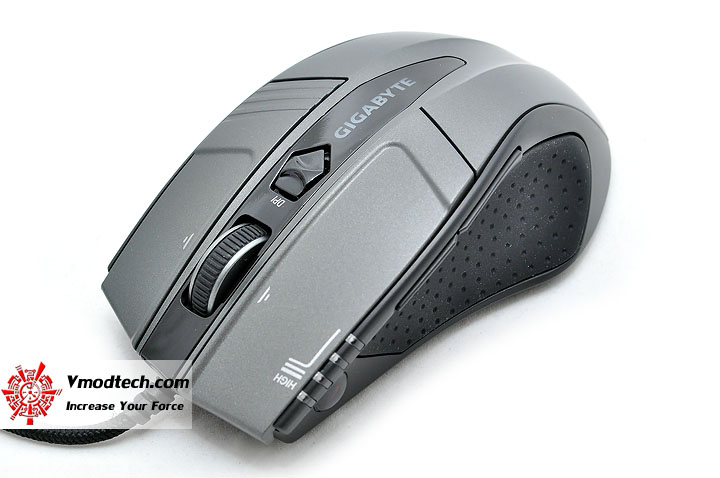 dsc 0035 GIGABYTE GM M8000 GHOST Gaming Mouse