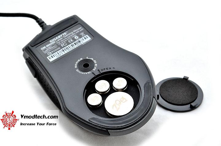 dsc 0054 GIGABYTE GM M8000 GHOST Gaming Mouse