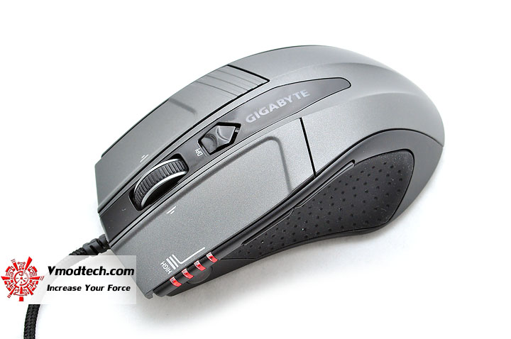 dsc 0058 GIGABYTE GM M8000 GHOST Gaming Mouse