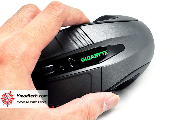 dsc 0063 GIGABYTE GM M8000 GHOST Gaming Mouse