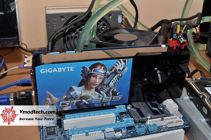 dsc 0008 GIGABYTE GTX 285 1GB DDR3 Review