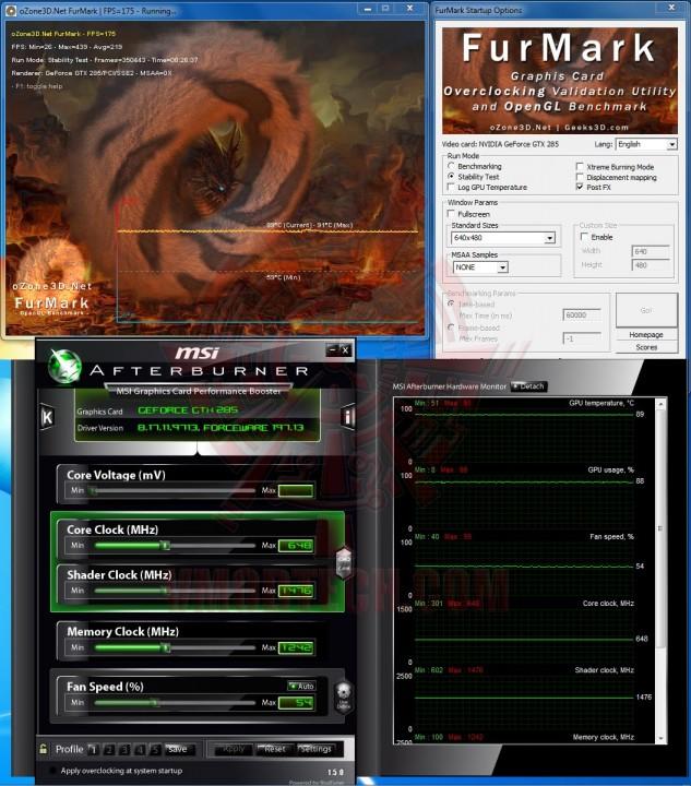 fur df 633x720 GIGABYTE GTX 285 1GB DDR3 Review