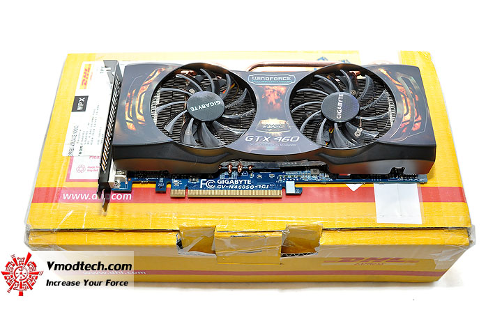 dsc 0038 GIGABYTE GTX 460 Super Overclock 1GB GDDR5 Review