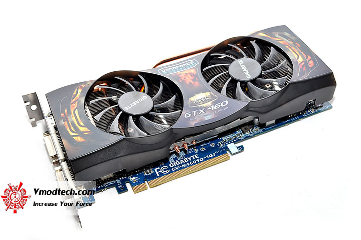 dsc 0041 GIGABYTE GTX 460 Super Overclock 1GB GDDR5 Review