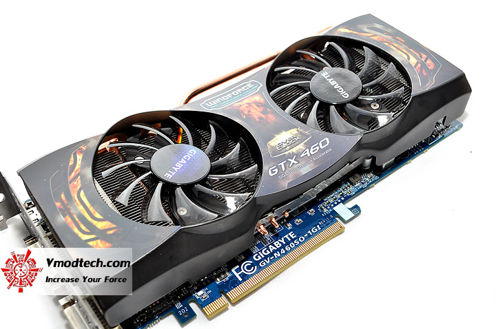 dsc 0053 GIGABYTE GTX 460 Super Overclock 1GB GDDR5 Review