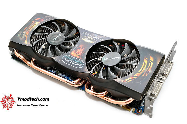dsc 0055 GIGABYTE GTX 460 Super Overclock 1GB GDDR5 Review