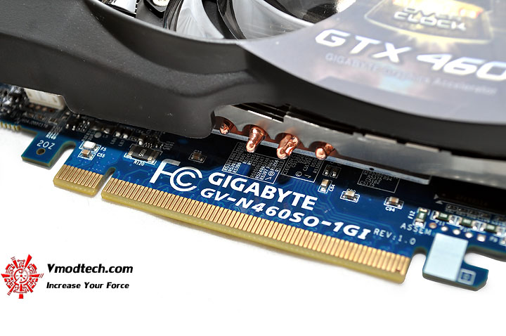 dsc 0075 GIGABYTE GTX 460 Super Overclock 1GB GDDR5 Review