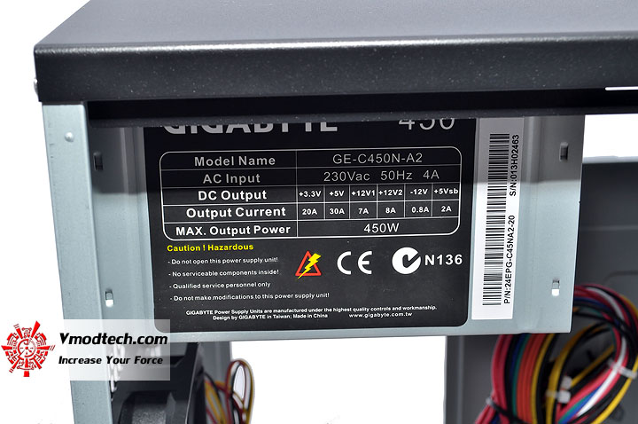 dsc 0008 GIGABYTE GZ X1 & GZ X5 Chassis Review