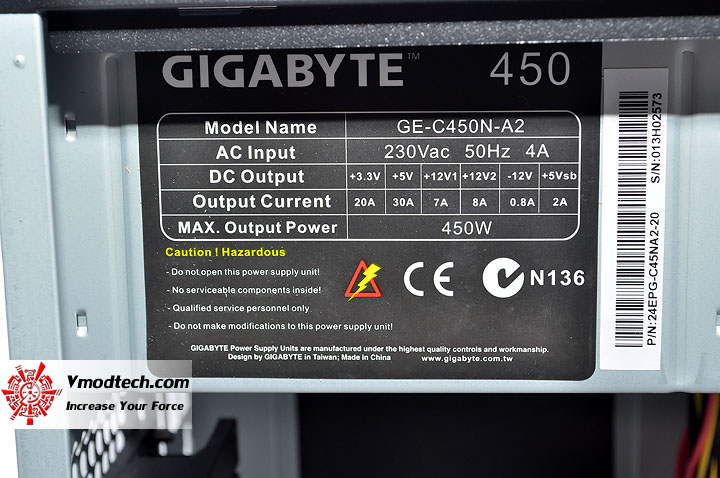 dsc 0015 GIGABYTE GZ X1 & GZ X5 Chassis Review