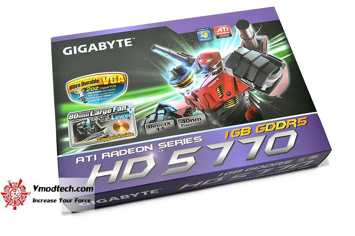 dsc 0138 GIGABYTE HD 5770 1024MB DDR5 CrossfireX Review