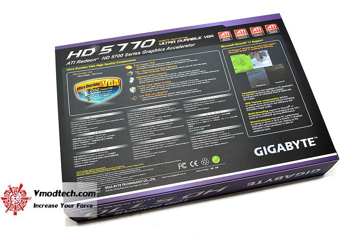dsc 0141 GIGABYTE HD 5770 1024MB DDR5 CrossfireX Review