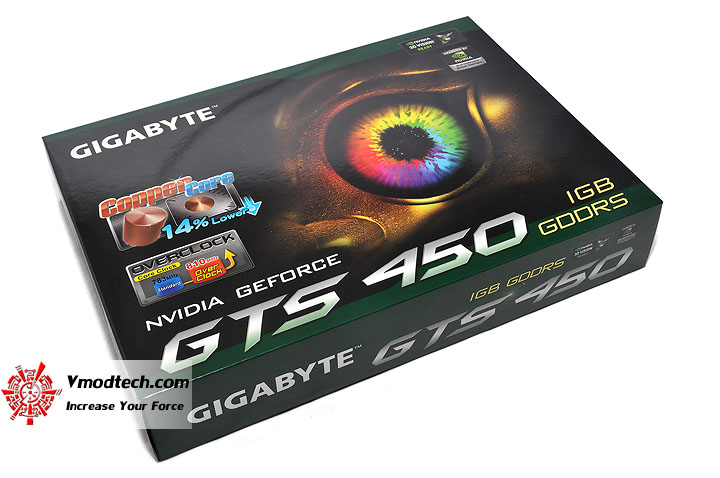 dsc 0080 GIGABYTE NVIDIA GeForce GTS 450 1024MB GDDR5 Review