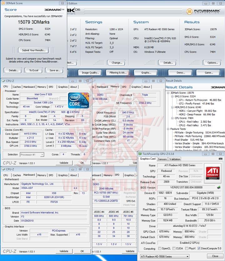 06 cf d GIGABYTE Radeon HD 5570 1GB DDR3 CrossfireX Review