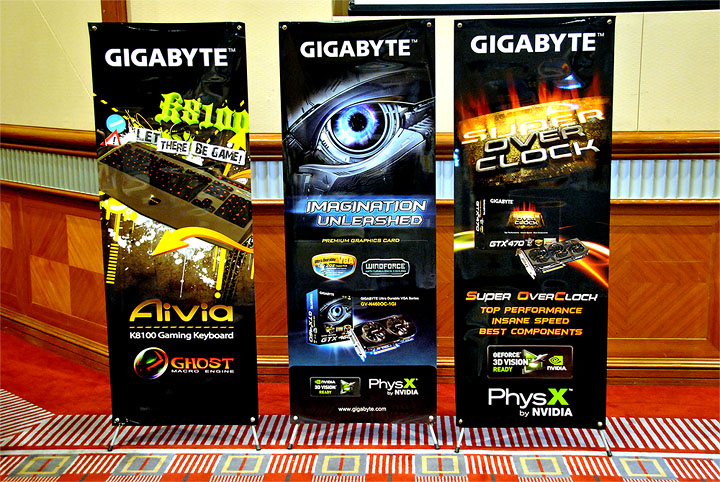 gig5 GIGABYTE Tech Tour in Thailand