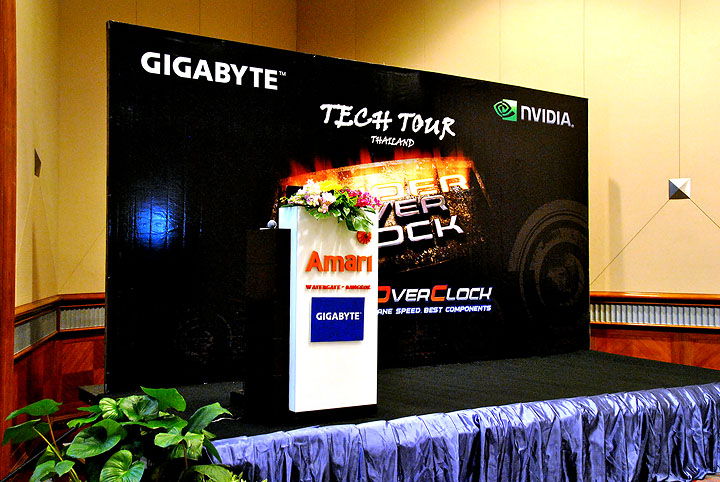 gig6 GIGABYTE Tech Tour in Thailand