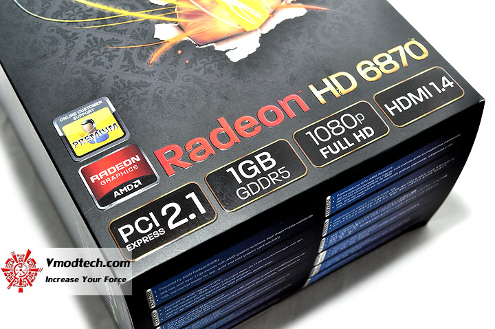 dsc 0043 HIS AMD Radeon HD 6870 1GB GDDR5 Review