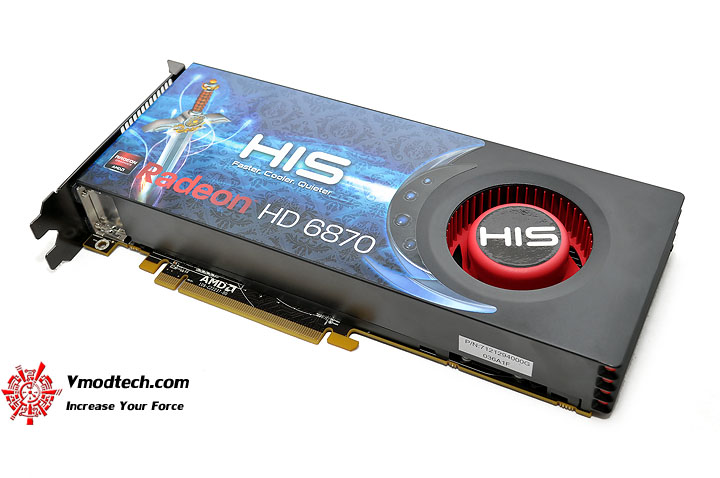dsc 0051 HIS AMD Radeon HD 6870 1GB GDDR5 Review