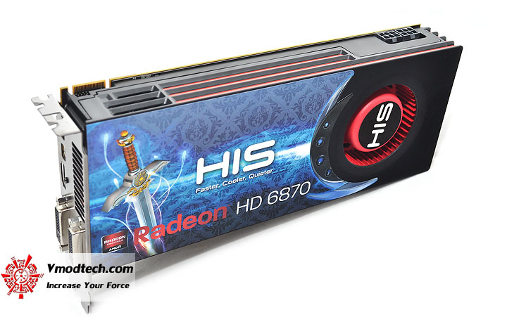 dsc 0074 HIS AMD Radeon HD 6870 1GB GDDR5 Review
