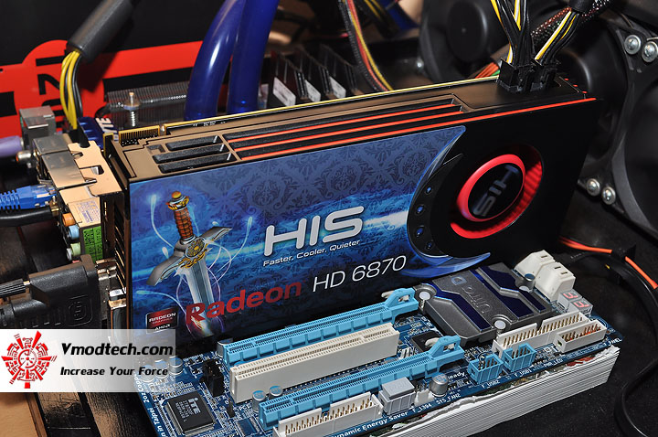 dsc 0093 HIS AMD Radeon HD 6870 1GB GDDR5 Review