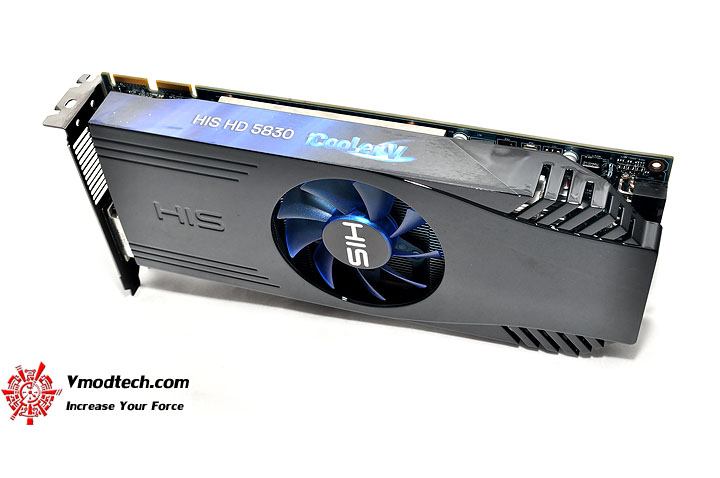 dsc 0014 HIS HD 5830 1GB DDR5 Review