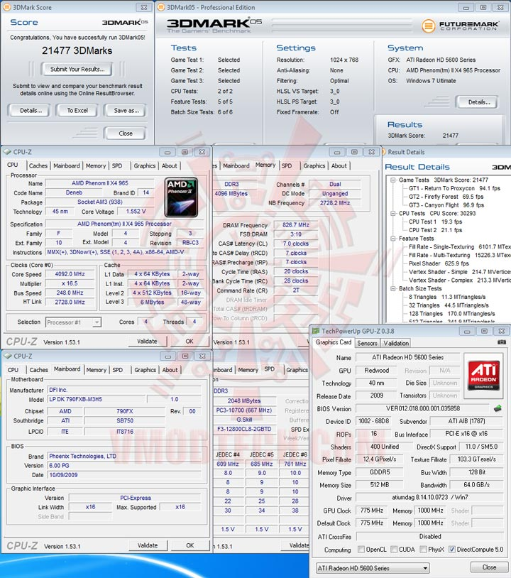 05 d HIS Radeon HD 5670 IceQ 512MB GDDR5 CrossfireX Review