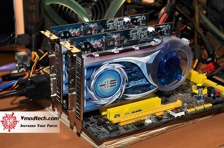 dsc 0005 HIS Radeon HD 5670 IceQ 512MB GDDR5 CrossfireX Review