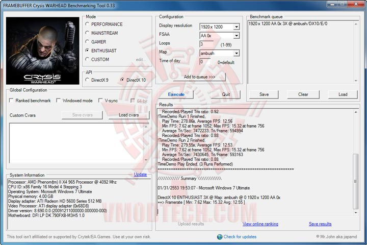wh oc HIS Radeon HD 5670 IceQ 512MB GDDR5 CrossfireX Review