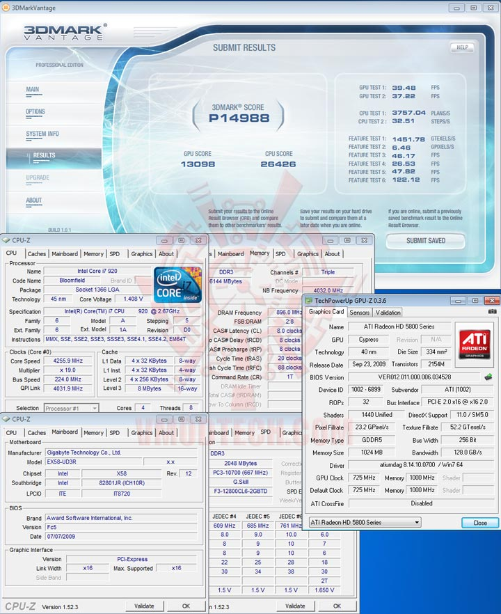 van HIS Radeon HD 5850 1GB GDDR5 CrossfireX First Review