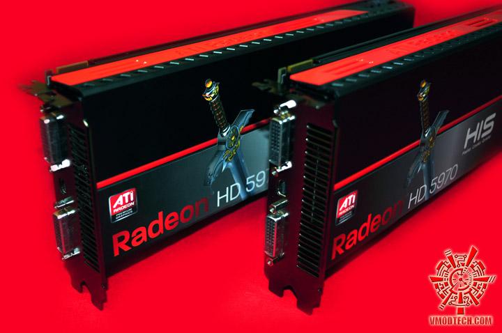 dsc 0013 HIS Radeon HD 5970 2GB GDDR5 CrossfireX Review