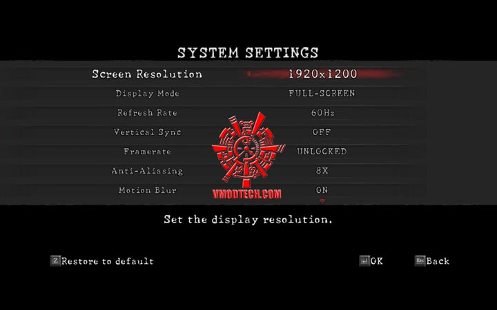 re5 set1 AMD Phenom II X6 1090T Black Edition Overclock Results