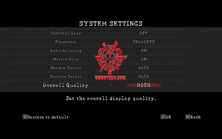 re5 set2 AMD Phenom II X6 1090T Black Edition Overclock Results