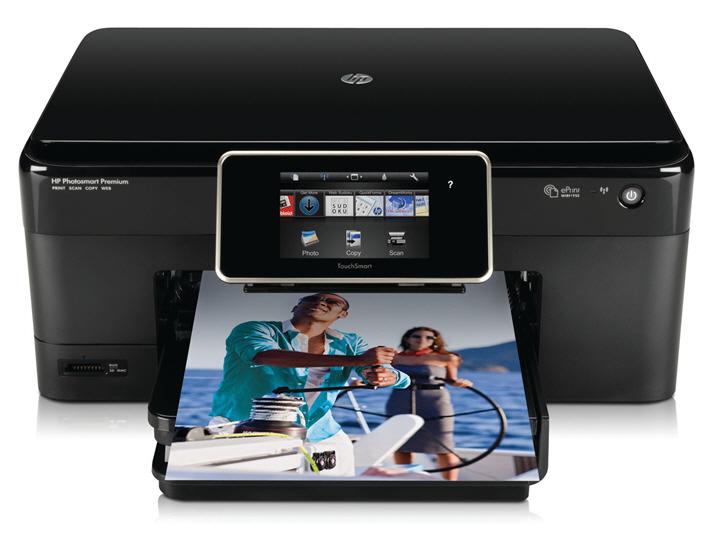hp photosmart premium eaio เครื่องพิมพ์ HP Photosmart Premium e All in One รองรับการเชื่อมต่อเหนือระดับสำหรับทุกงานพิมพ์