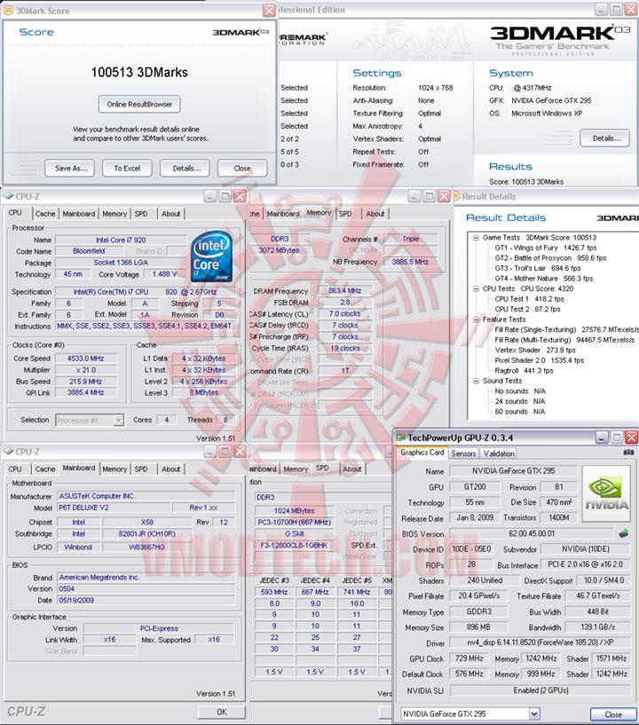 03 2161 ระเบิดพลังIntel® Core™ i7 920 REV. D0 ไปกับ Asus P6T Deluxe V2