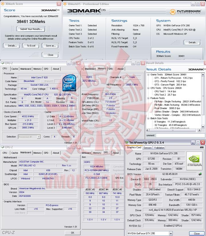 05 2161 ระเบิดพลังIntel® Core™ i7 920 REV. D0 ไปกับ Asus P6T Deluxe V2