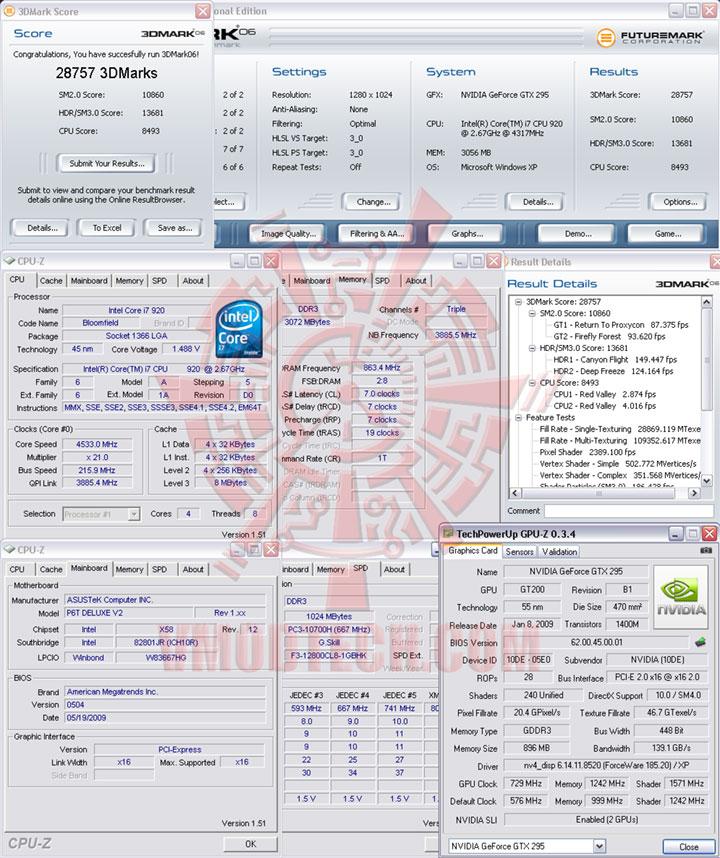 06 2161 ระเบิดพลังIntel® Core™ i7 920 REV. D0 ไปกับ Asus P6T Deluxe V2