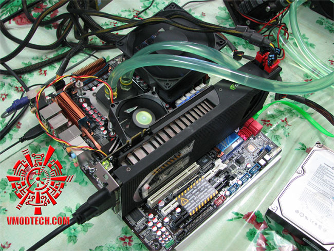 p 6011 ระเบิดพลังIntel® Core™ i7 920 REV. D0 ไปกับ Asus P6T Deluxe V2