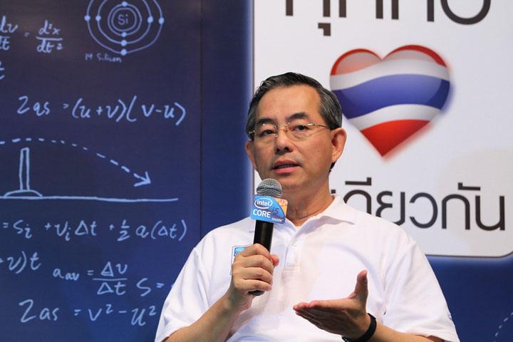 intel country manager อินเทลผนึกพันธมิตร เปิดตัวแคมเปญการตลาดล่าสุด ทุกคอ ใจเดียวกัน กระตุ้นตลาดไอทีและผลักดันเทคโนโลยีให้เข้าถึงคนไทยทั่วประเทศ