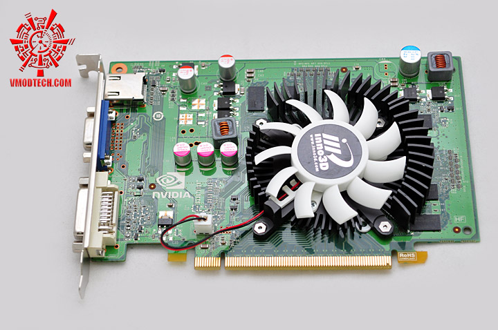 2 inno3D GeForce GT220 1GB DDR3 Review