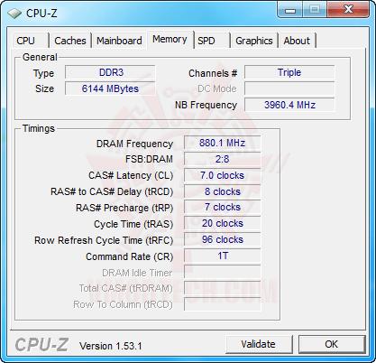 c4 Intel® Core™ i7 980X Extreme Edition Gulftown OC Report
