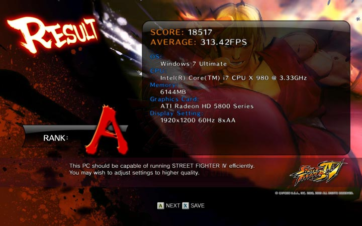 sf4 Intel® Core™ i7 980X Extreme Edition Gulftown OC Report