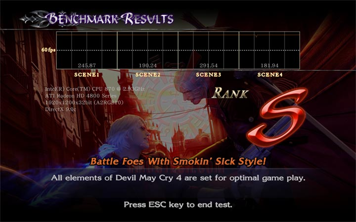 dmc4 212 Intel DP55KG EXTREME BOARD : Overclock Results