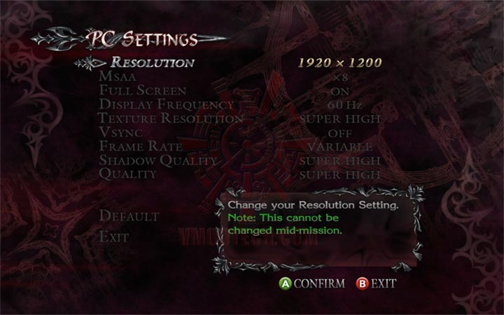 dmc4 set Intel DP55KG EXTREME BOARD : Overclock Results